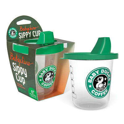 Babychino Sippy Cup Coffe Cup - Brand New