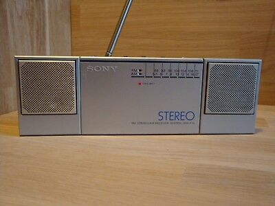 RARE RADIO SRS-F10 SONY FM STEREO AM  VINTAGE made in japan