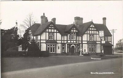 Balsall Common RP nr. Kenilworth, Coventry, Solihull - George In the Tree Pub