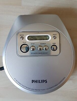 Philips Personal CD Player (AX2300/00Z)