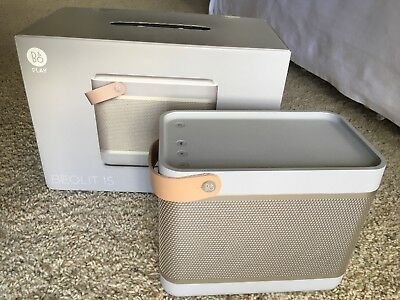 Beolit 15 B&O BeoPlay by Bang & Olufsen  Bluetooth Speaker - Natural Champagne