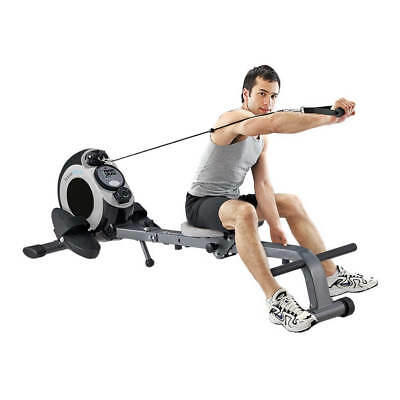 Body Sculpture Magnetic Rowing Machine BR3175 Folding Rower & Gym Cardio Workout