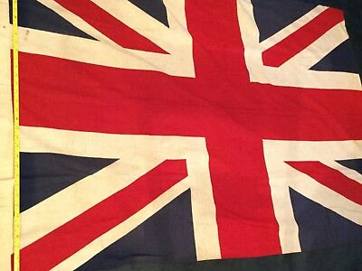 Vintage Union Jack Flag(59x40 inches )