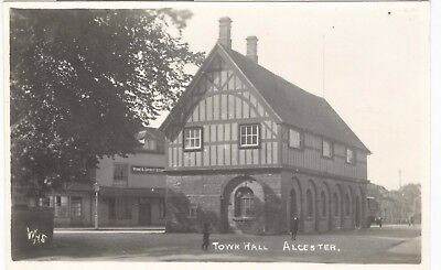 Town Hall,  Alcester RP nr. Redditch