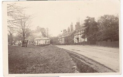 Great Alne RP street scene nr. Alcester, Redditch, early view