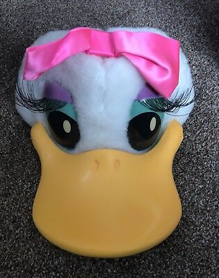 Vintage Daisy Duck Baseball Hat - Hard Beak Excellent Condition