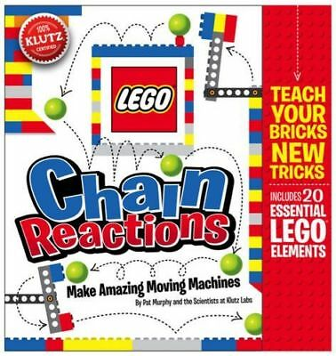 Lego Chain Reaction Contraptions - Craft Kit by Klutz (570330)