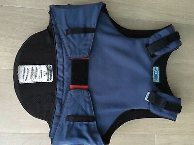 airowear body protector Horse Riding Size Large child