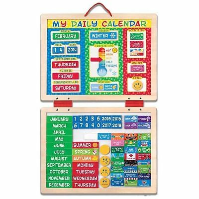 My First Daily Calendar - Learning Fun by Melissa & Doug (9253)