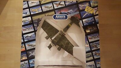 JUNKER JU52 RUSSIAN FRONT COLLECTION ARMOUR by The Franklin Mint 1/48 **NEU**