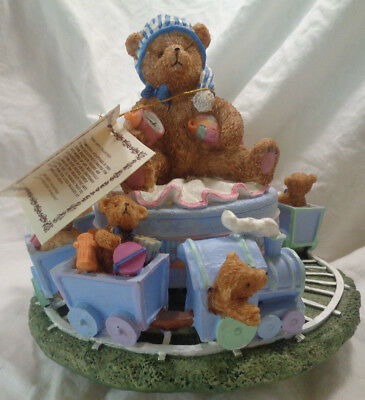 Regency Fine Arts Christmas Teddy Bear with Presents
