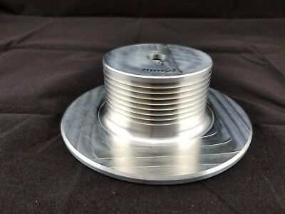 74mm Fixed Supercharger Pulley SC E55 CLS55 S55 SL55 CL55 AMG Mercedes Benz 77mm