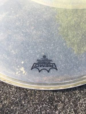 """24"""" Bass Drum Hoops and Skins"""