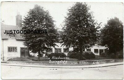 BASINGSTOKE, HAMPSHIRE - STREET SCENE No. 7 - 1912