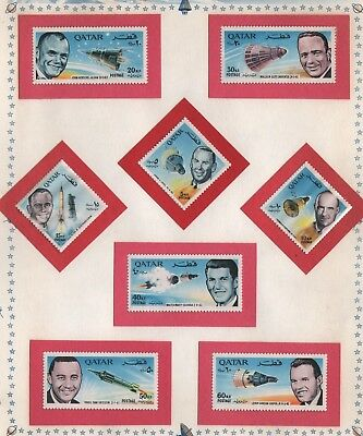 Qatar  Lot Of Stamps   #8T  Mnh