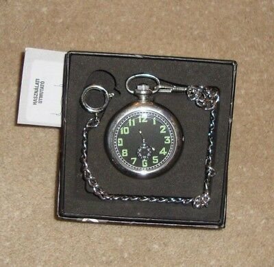 BN Eaglemoss WW1 RAF Special Edition Pocket Watch Military Collection