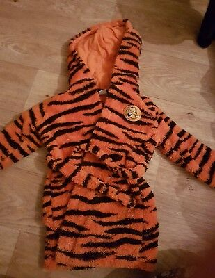 tigger dressing gown size 12-18 months