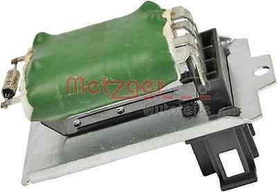 Resistor Heater Blower Fan Ford Seat VW - Metzger 0917161