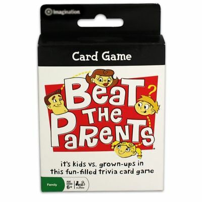 Beat The Parents - Card Game by Spin Master (8809)