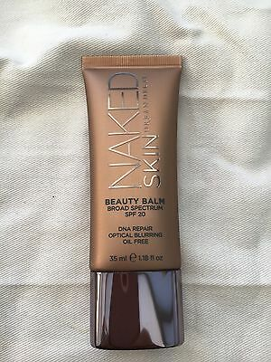 New & Sealed (Not Boxed) Urban Decay Naked Skin Beauty Balm Spf20 35Ml Medium