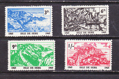 GB Locals - Channel Islands - Sark 1965 Quatercentenary set