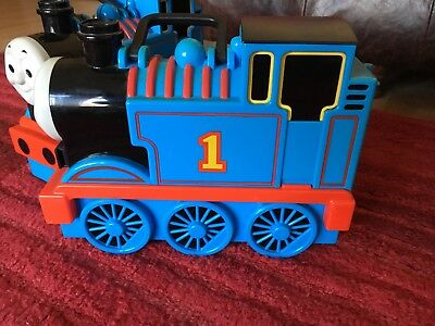 Thomas The Tank Engine Carry Case For Die Cast Trains
