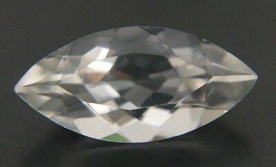 7.19 Ct Natural Crystal Quartz Marquise Cut Colorless Loose Gemstone Certified