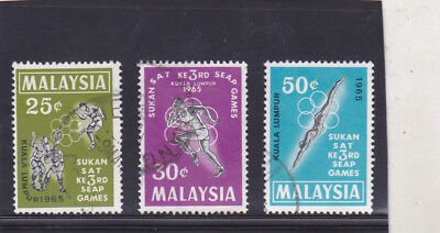 Stamps of Malaysia.