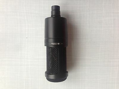 At2020 Xlr Condensor Microphone With Lead, Connector And Carry Pouch.