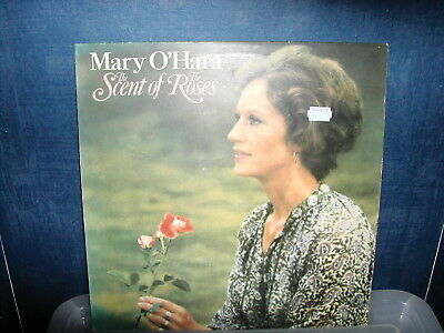 Mary O'Hara-The scent of roses LP 1980