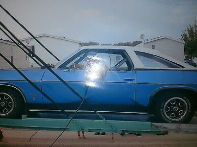 "1975 Oldsmobile Cutlass ""S"" 1975 Oldsmobile Cutlass ""S"""