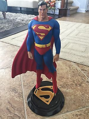 1/5 Custom Superman Statue AY Sculpture Figure Alex Ross NOT SIDESHOW XM PRIME 1
