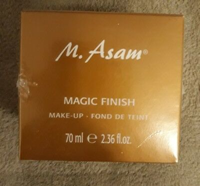M.Asam  Magic Finish Make Up Special Edition 70ml