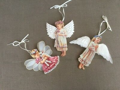 Bradford Editions. HEAVENS LITTLE ANGELS ORNAMENTS.
