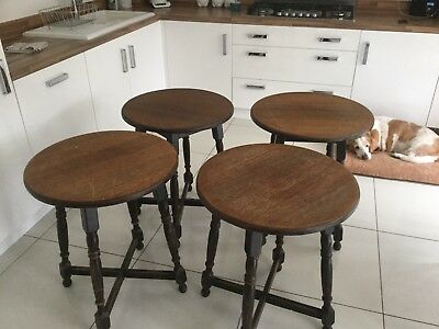 Wooden Traditional Pub Tables