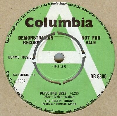 The Pretty Things**defecting Grey**demo**psych**listen To It