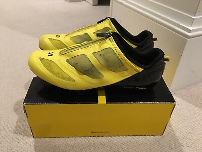 Mavic CXR Shoes Cosmic SPD TT Road Shoe Uk10