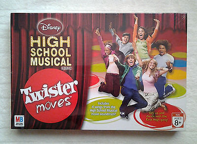 Disney High School Musical Twister Moves Game ~