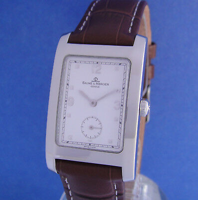 Baume & Mercier Hampton Gent Stahl Top Mv045063
