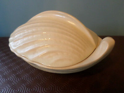 Vintage Shorter & Sons Shell shaped Tureen / serving dish with lid