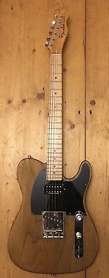 Fender Telecaster Gitarre - Fender Neck mit Custom-Body - Top Zustand!