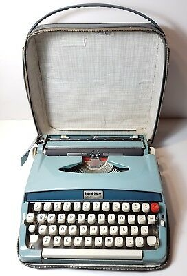 Brother Opus 888 typewriter