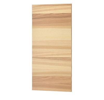 IKEA TORHAMN COVER PANEL | 39 x 80cm KITCHEN END PANEL | ***NEW*** | NATURAL ASH