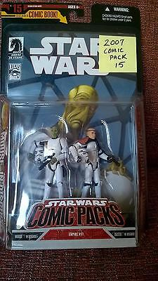 Star Wars Comic Packs EMPIRE #37 MOUSE AND BASSO IN DISGUISE