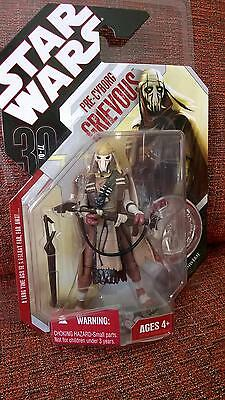 Star Wars 30th anniversary TAC #36 Pre Cyborg Grievous Prot Case