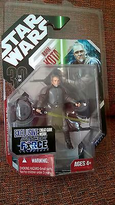 Star Wars 30th anniversary TAC08 #13 Rahm Kota FORCE UNLEASHED Protection case