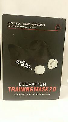 Elevation Training Mask 2.0  (Medium only) gym mma high altitude