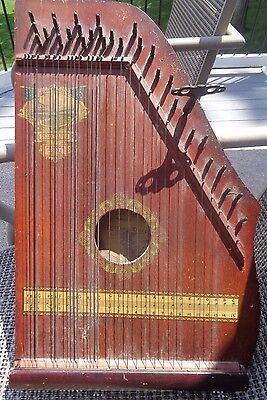 Antique 1915 Panama Model Special Addition Owned By Oscar Schmidt Himself!!
