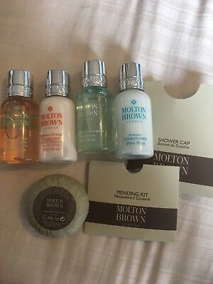 Molton Brown Gorgeous 7 Piece Set All NEW