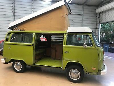 1978 Volkswagen Bus/Vanagon  1978 VW Westfalia, bus, camper, tiny home, Runs and drives very well, 1 owner
